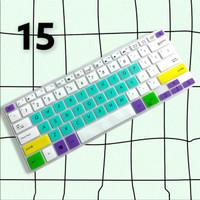 Pelindung Protector Keyboard laptop Asus Vivobook A407 A407U A411UF