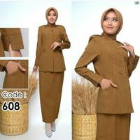 Blazer Baju Seragam Pns Wanita Pemda Tua 608