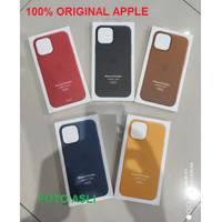 Apple Leather Case Magsafe iPhone 12 Pro Max Original 100%