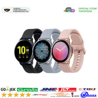 Samsung Galaxy Watch Active 2 Aluminium 40mm 44mm New Resmi SEIN !!!