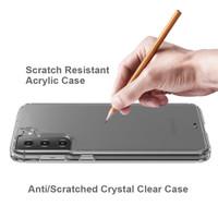 Case Samsung S21 | S21+ Plus | S21 Ultra Fuze Clear Anti Crack Casing