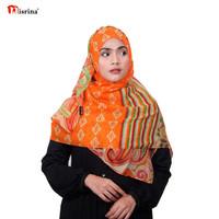 Nisrina Fashion Muslim Pashmina Motif Gita Rucita