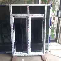 jendela aluminium 150 x 100
