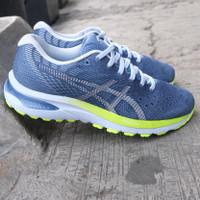 Sepatu Running Original Asics Gel Cumulus 22 Grey Floss bnwb