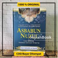 Jual Buku Islami Asbabun Nuzul