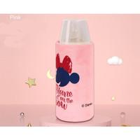 Penghangat botol susu bayi USB Disney - minnie pink