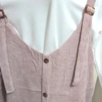 Baju Wanita set Overall