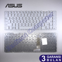 Keyboard Asus A442 A442U A442UA A442UF A442UQ A442UR WHITE