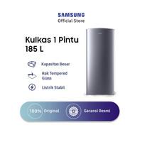 SAMSUNG Kulkas 1 Pintu [185 L] - RR18T1001SA/SE