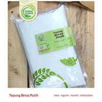 Tepung Beras Varian Putih/ Merah Lingkar Organik 500g