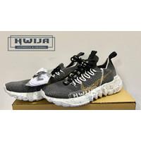 Baru Original Nike Space Hippie 01 Black Wheat Shoes sz US 9.5