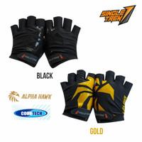 Sarung tangan Hawk Gloves sepeda lipat gunung road brompton dahon