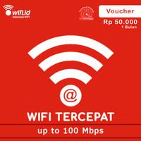 Voucher Wifi id