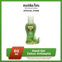 [Mustika Ratu] Hand Gel Zaitun Antiseptic 60ml