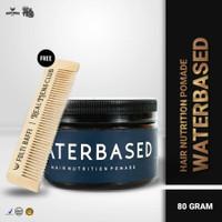 Pomade Hair Waterbased Original Folti Baffi
