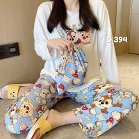 Piyama D 394 Import Baju Tidur Panjang Anak Perempuan Remaja Wanita