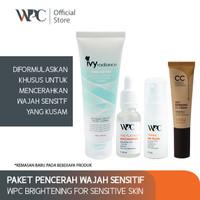 Brightening for Sensitive Skin Package|Paket Pencerah Kulit Sensitive