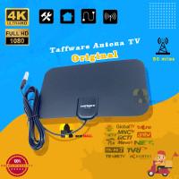 Antene Antena tv indoor dalam rumah Full HD FDVB-T2 4K| Penguat sinyal