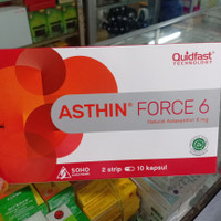 asthin force 6 perbox exp Des 22