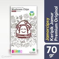 Jamorchipsy-Keripik Jamur Premium Original