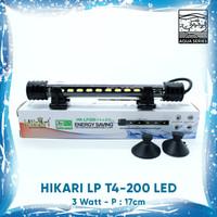 LAMPU LED CELUP AQUARIUM HIKARI HK LP200 HK P-200 AKUARIUM AQUASCAPE