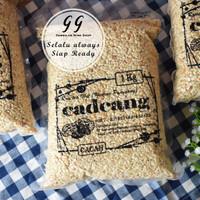 Kacang Tanah SANGRAI CACAH 1 KG DICED PEANUT Roasted Kacang Cincang