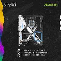 Motherboard Asrock Z270 Extreme4