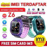 dennos z6 kids Smart watch imoo FREE SIM CARD
