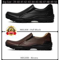 Sepatu Kerja Pria Ukuran Besar Humm3r Helios Formal Hummer Big Size