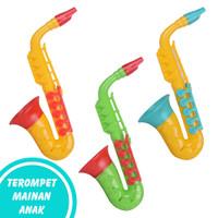 Mainan Anak Terompet Model Saxophone
