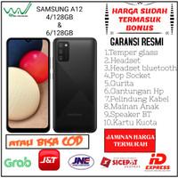 SAMSUNG A12 RAM 6/128 GB & SAMSUNG A12 RAM 4/128 GB GARANSI RESMI