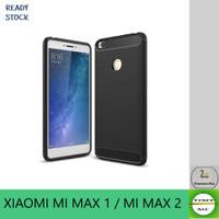 Case Xiaomi Mi Max 1 / Mi Max 2 Casing Cover Hitam Premium