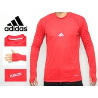 Baju Futsal Kaos Sepak Bola Baselayer Manset Thumbhol Kaos Fusal