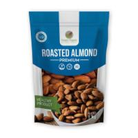 Kacang Almond Panggang Kupas 1kg / Roasted Almond 1kg