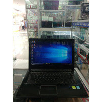Laptop Lenovo Z40-70 core i5 Nvidia Geforce Ram 4Gb hdd 500Gb siap pak