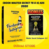 PROMO!! Jago Facebook Ads - master secret instagram fb dan i