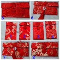 Amplop angpao kain sangjit tunangan imlek chinese new year premium