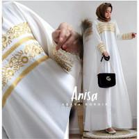 Gamis Syari Wanita Arabian Baju Wanita Dewasa Maxi Dress Panjang Murah