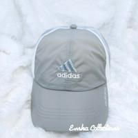 Topi Parasut / Sport / Fashion / Baseball / Adidas