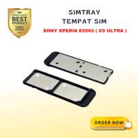 SIMTRAY/TRAY/TEMPAT SIM NANO/SLOT SIM/DUAL SIM E5563 Sony Xperia C5