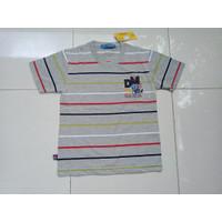 T-Shirt, Kaos Oblong Anak Laki laki 10 - 11 - 12 Tahun Merk Domino