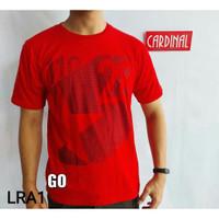 gop LRA CDL (CARDINAL) KAOS T-Shirt Baju Cowok Pakaian Pria Santai