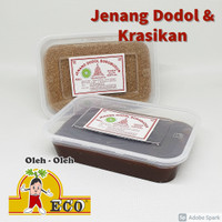 Jenang Dodol & Krasikan Borobudur