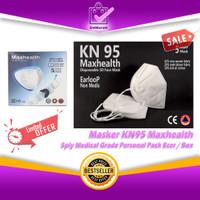 Masker KN95 Maxhealth 5ply Medical Grade Personal Pack Ecer / Box 0696