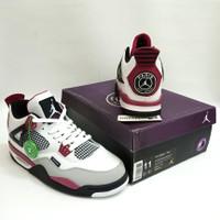 Nike Air Jordan 4 Retro PSG Paris Saint Germain BNIB HQ Material - 40