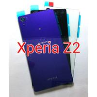 Grade A Back Cover - Back Door - Sony Xperia Z2 Big - D6503 - SO-03F