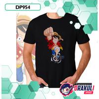 T Shirt DP954 One Piece Monkey D Luffy
