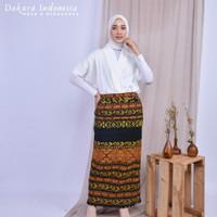 Rok Etnik Tenun Ikat Dakara Indonesia II
