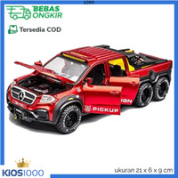 Mainan Diecast Mobil 1 28 Mercy X Class Exy Miniatur Pajangan Koleksi