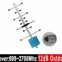antena yagi outdoor sinyal hp all provider gsm 2G 3G 4G